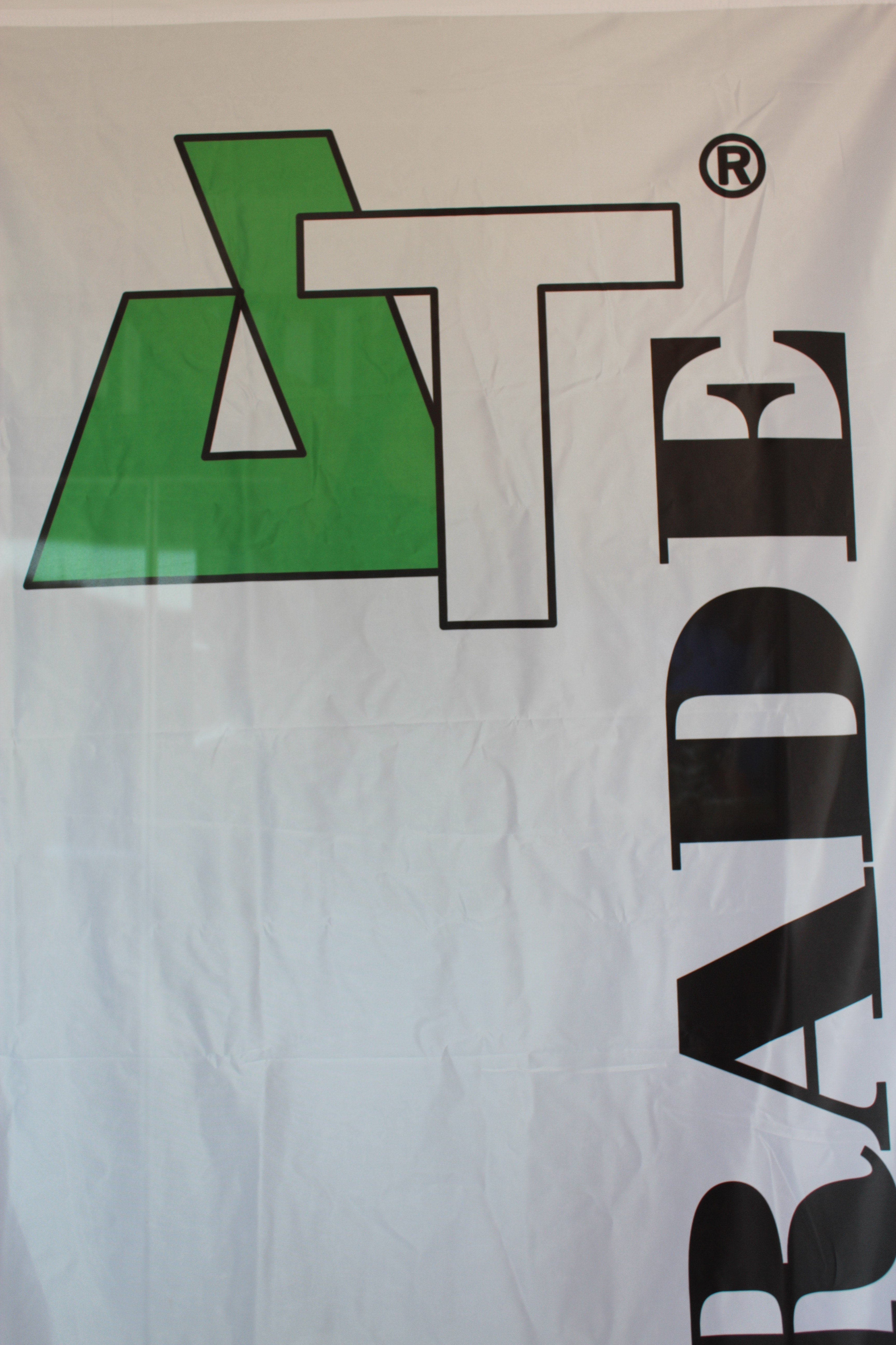 FLAGI Z NADRUKIEM