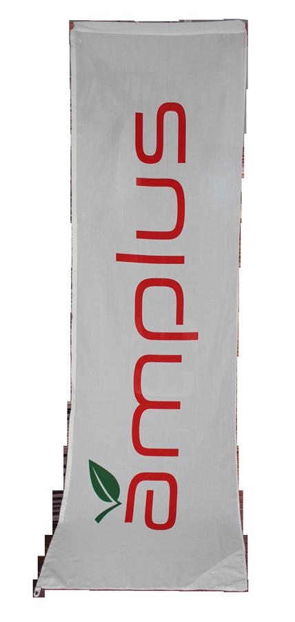 flagi firmowe ze wzmocnionym rogiem