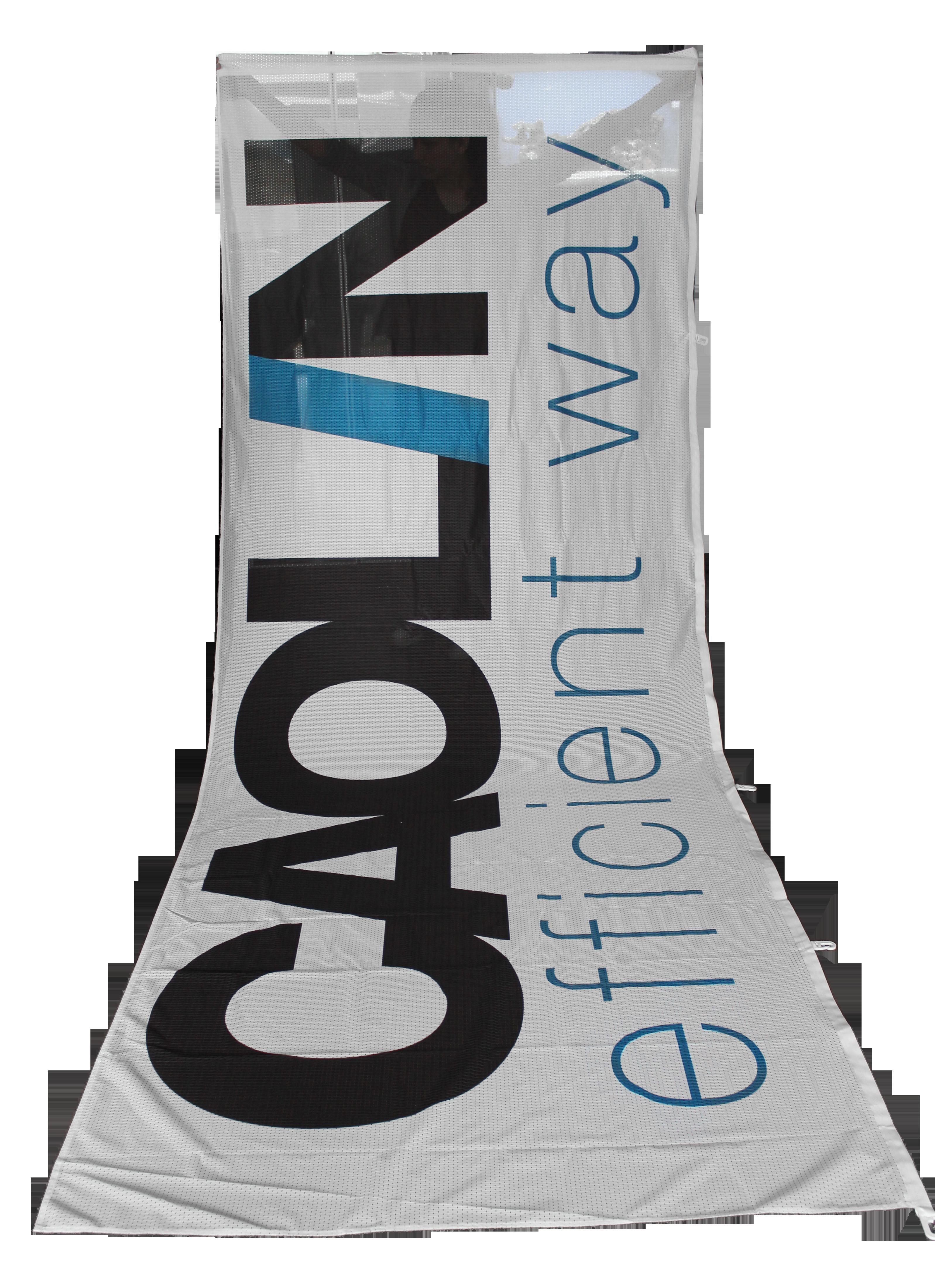 flaga polystretch CAOLIN duza
