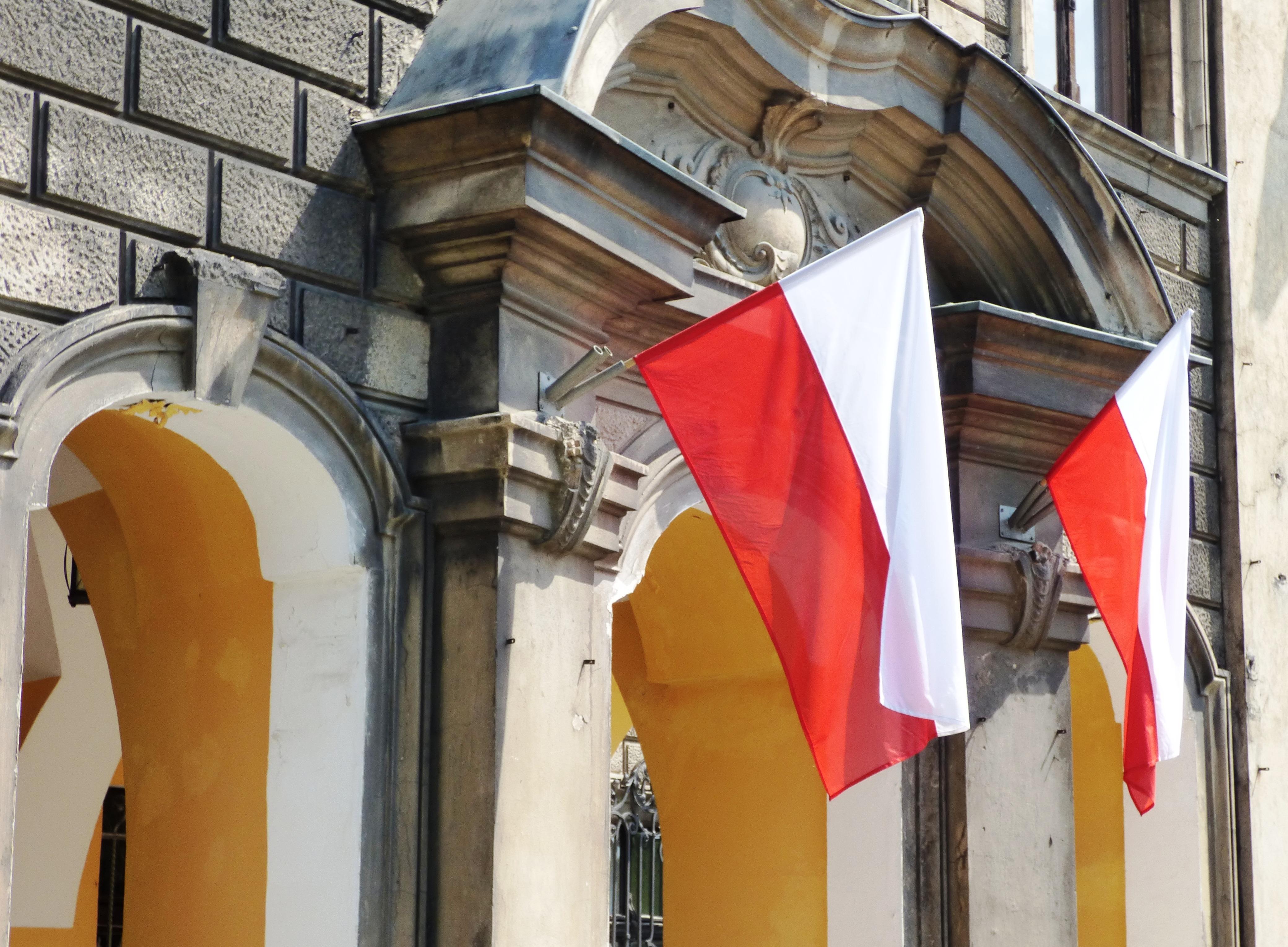 flagi Polski
