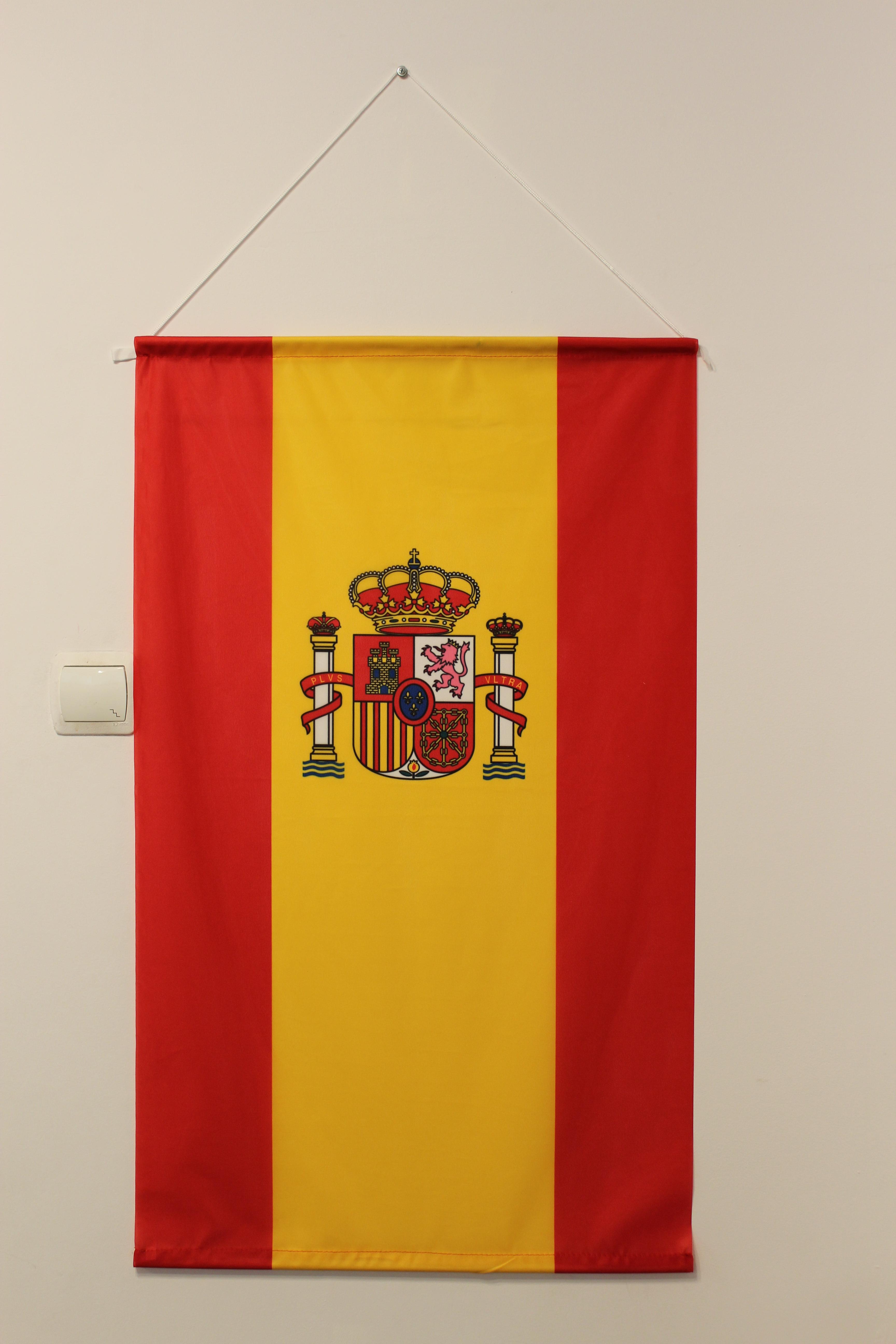 flagi hiszpanii