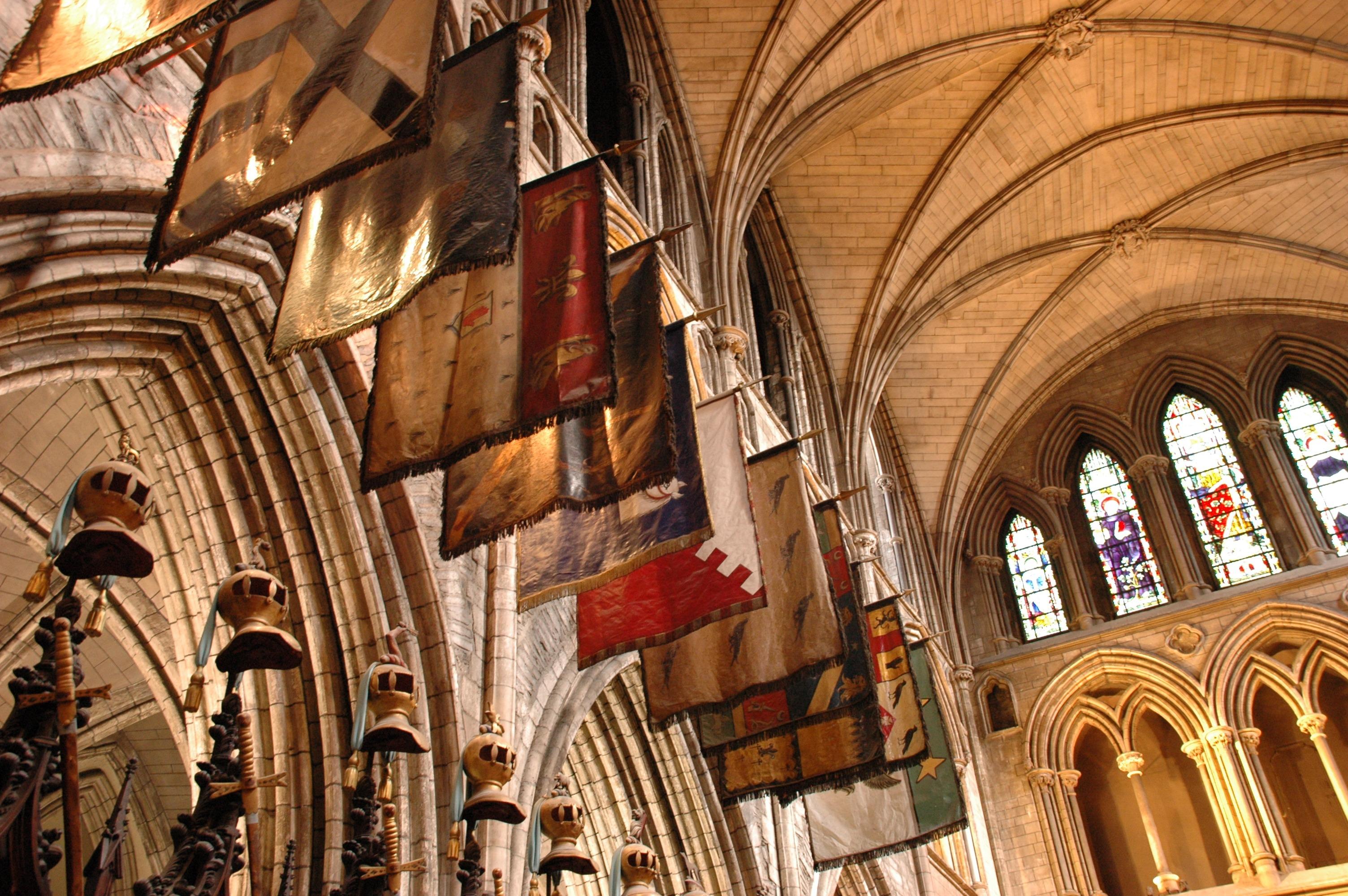 flagi kościelne
