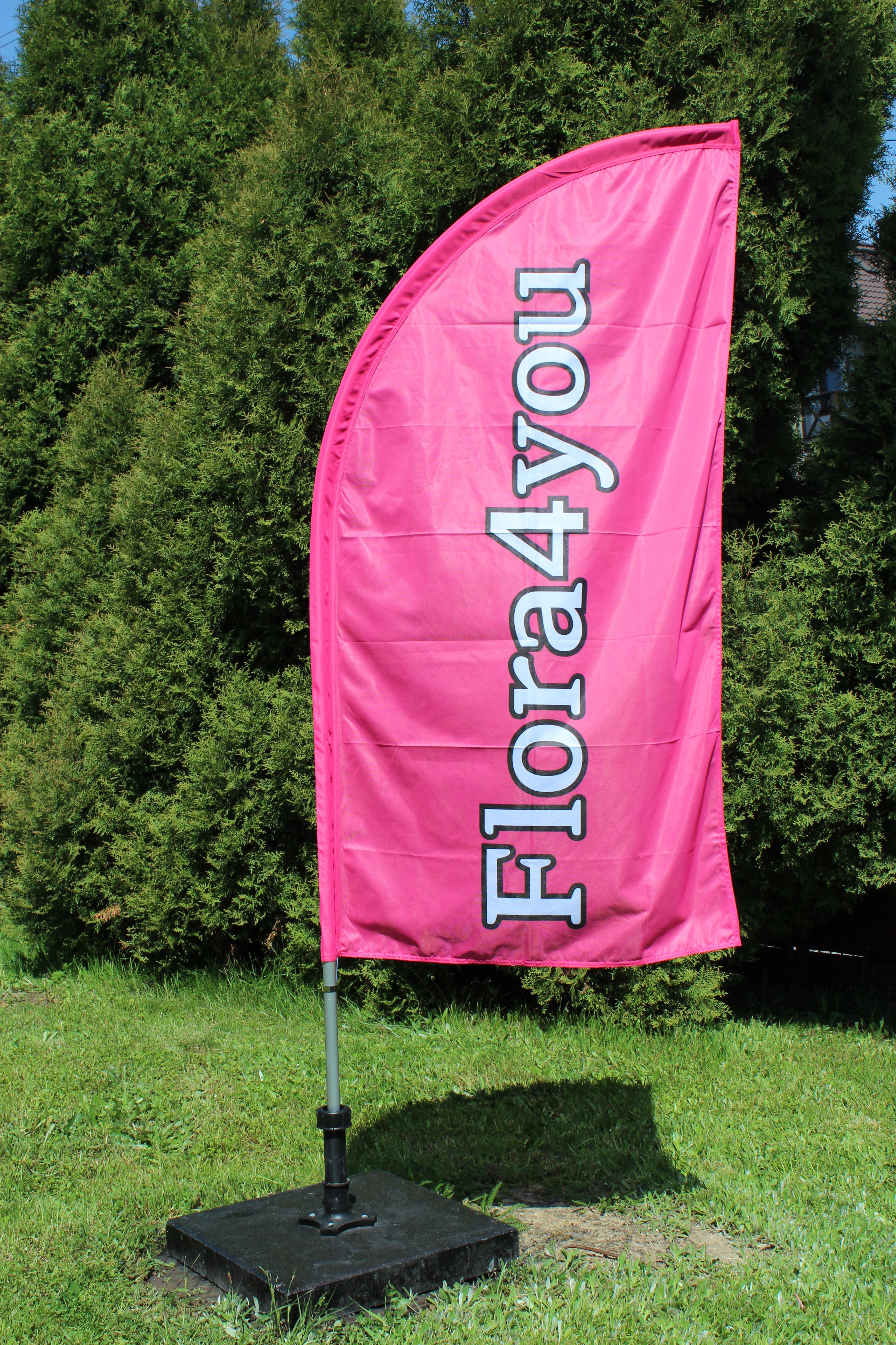 flagi reklamowe łódź