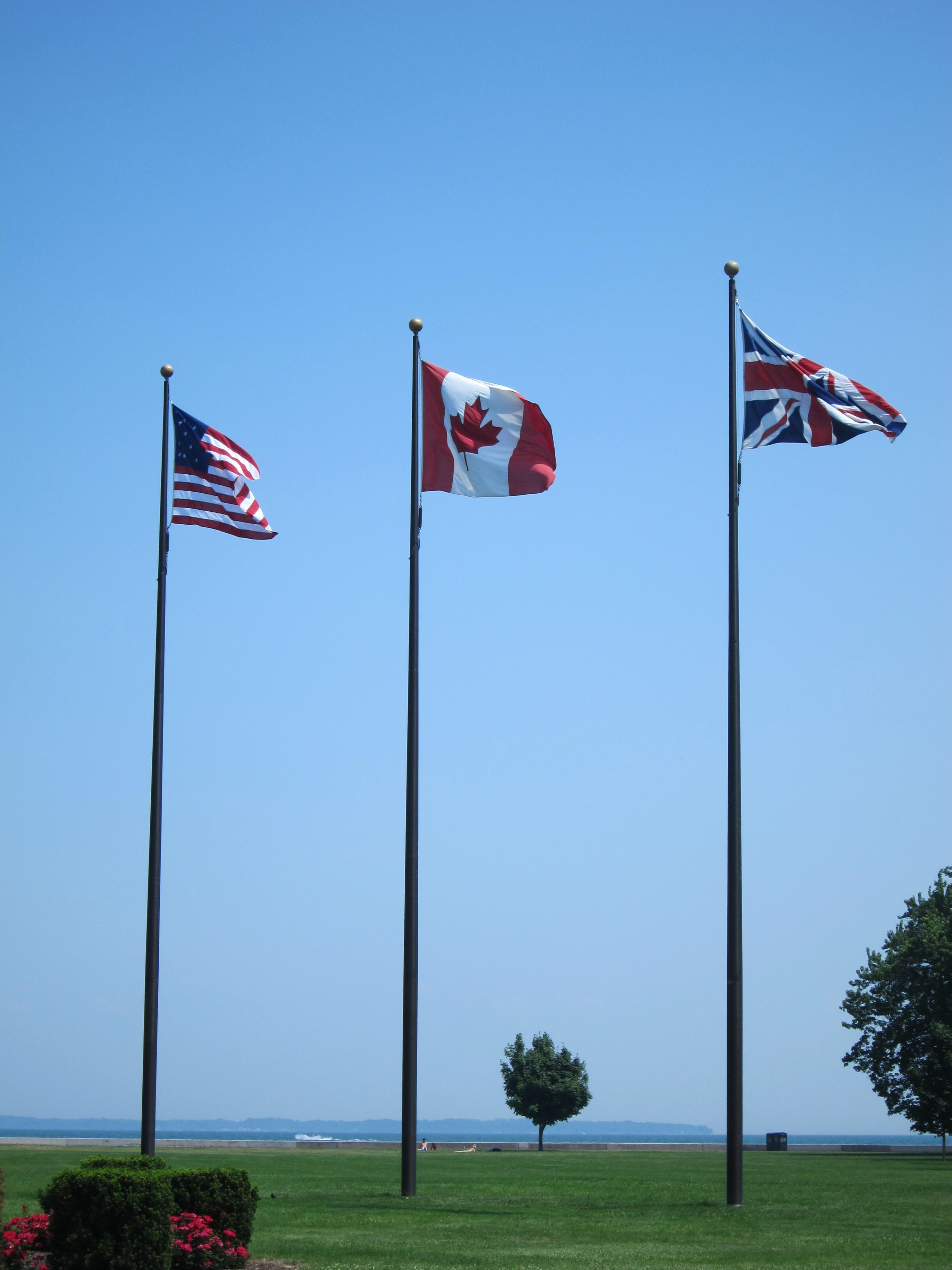 maszty stacjonarne flagowe