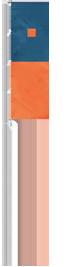Maszt Aluminiowy Składany - Banner